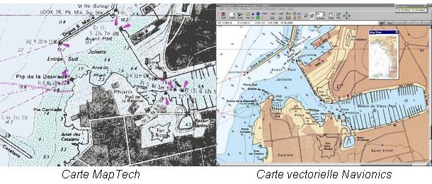 Maptech Navionics
