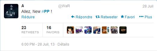 Twitter #PP